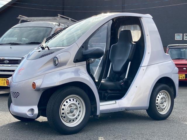 トヨタ トヨタ  コムス EV 電気自動車 家庭用100V充電ケーブル ミニカー登録
