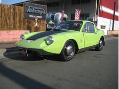 サーブクーペ ソネットII 1966モデル
