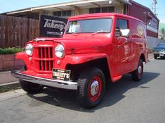 アメリカ WILLYS SEDAN DELIVERY