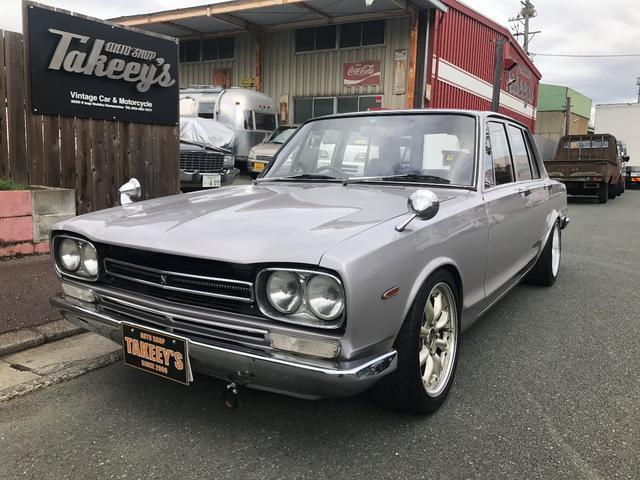 日産 GT 前期型