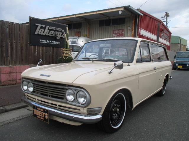 Photo of NISSAN DATSUN VAN  / used NISSAN