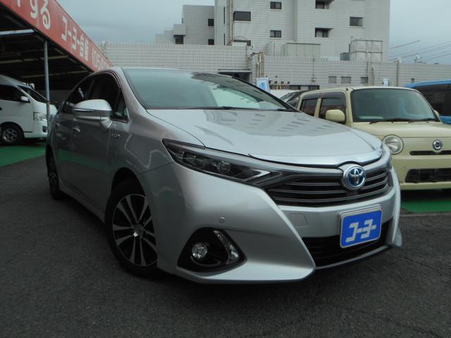 トヨタ S Cパッケージ HDDナビ バックカメラ ETC