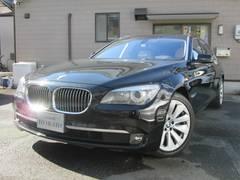 BMWアクティブハイブリッド7L 純正ナビTV ベージュレザー