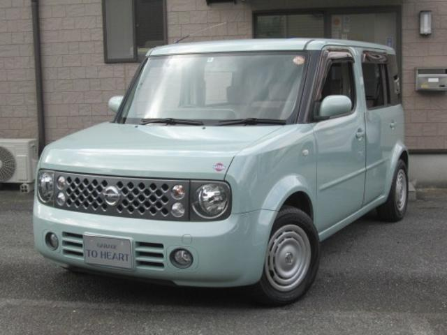 Photo of NISSAN CUBE CUBIC 14S / used NISSAN