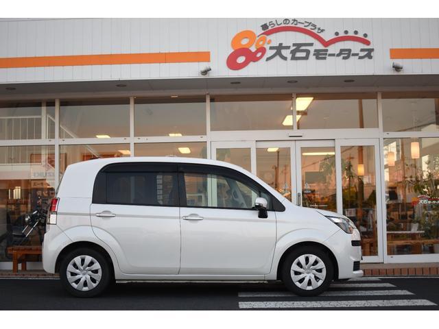 トヨタ スペイド G ナビ 地デジ ETC パワースライドドア