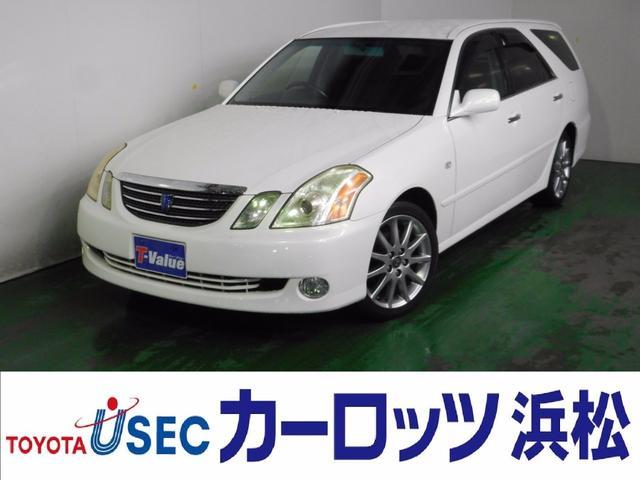 トヨタ 2.5iR-S リミテッド 純正DVDナビ ETC 1年保証