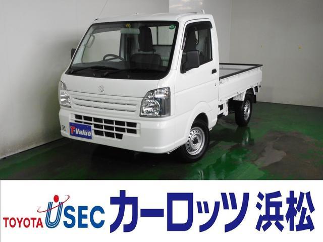 スズキ KC 5速マニュアル車 パワステ エアコン付 1年保証