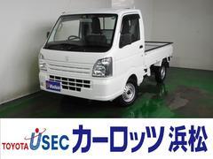 キャリイトラックKC 5速マニュアル車 パワステ エアコン付 1年保証