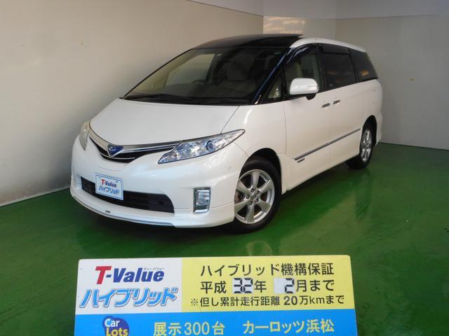 トヨタ G 純正HDDナビ フルセグテレビ Fムーンルーフ 1年保証