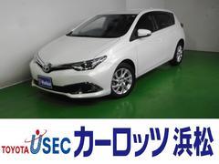 オーリス150X Sパッケージ トヨタセーフティセンス 1年保証
