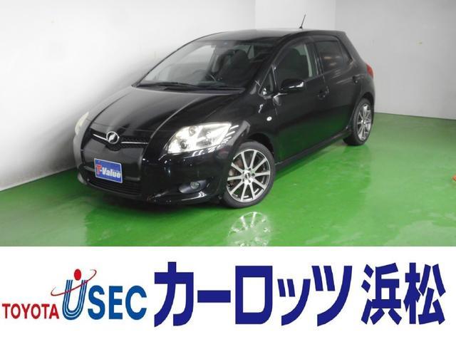 トヨタ 180G Sパッケージ 純正HDDナビ ETC 1年保証