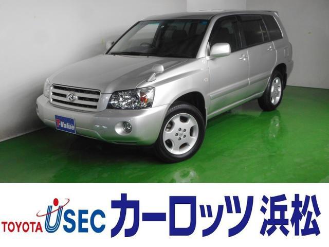 トヨタ 2.4S 純正DVDナビ バックカメラ ETC 1年保証