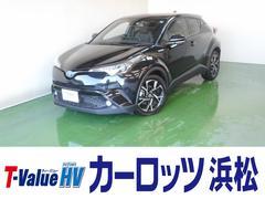 C−HRハイブリッドG トヨタセーフティーセンスP 1年保証