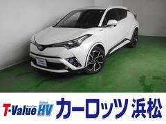 C−HRハイブリッドG トヨタセーフティセンスP 1年保証