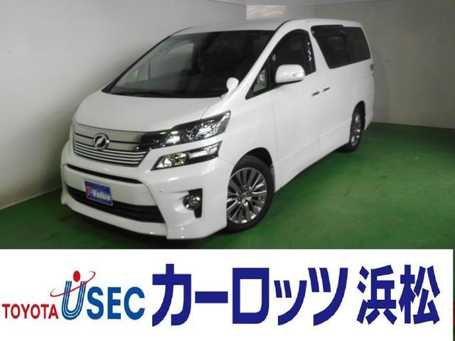 トヨタ 2.4Z ゴールデンアイズ 純メモリーナビ ETC 1年保証