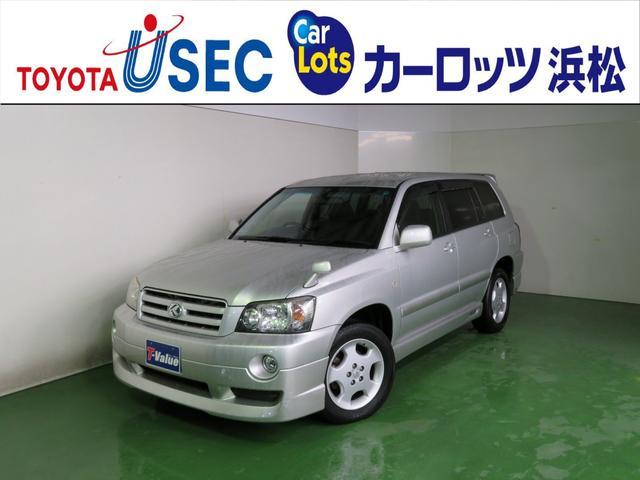 トヨタ 2.4S HDDナビ ETC HIDライト 1年保証