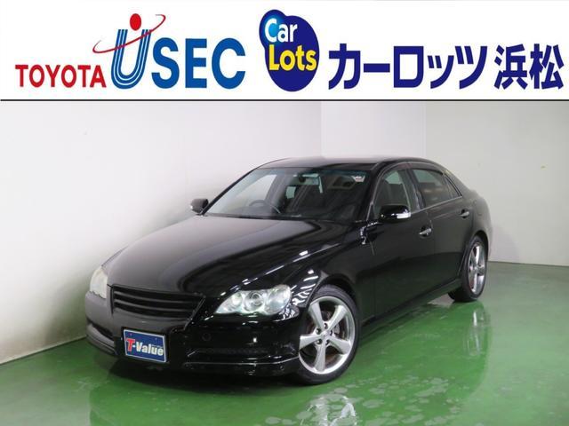 トヨタ 250G Sパッケージ 純正DVDナビ ETC 1年保証