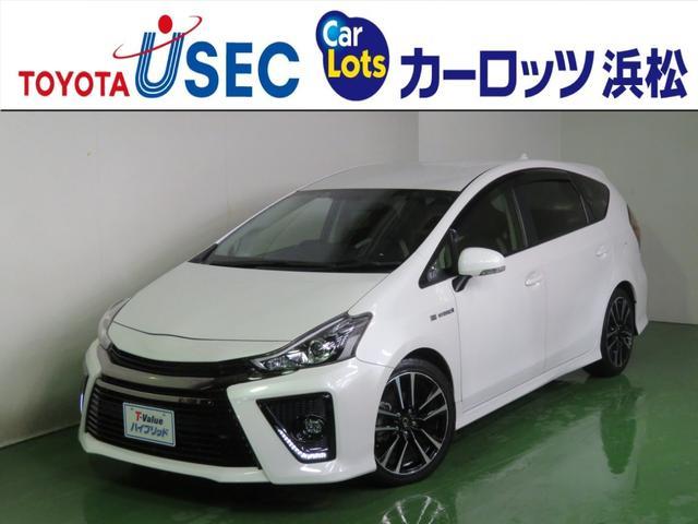 トヨタ Sツーリングセレクション・G's 純メモリーナビ 1年保証
