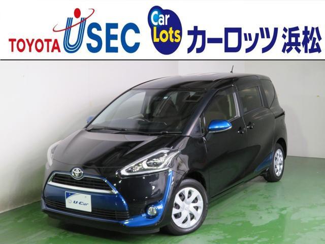 トヨタ シエンタ G 純メモリーナビ 地デジ バックM ETC 1年保証