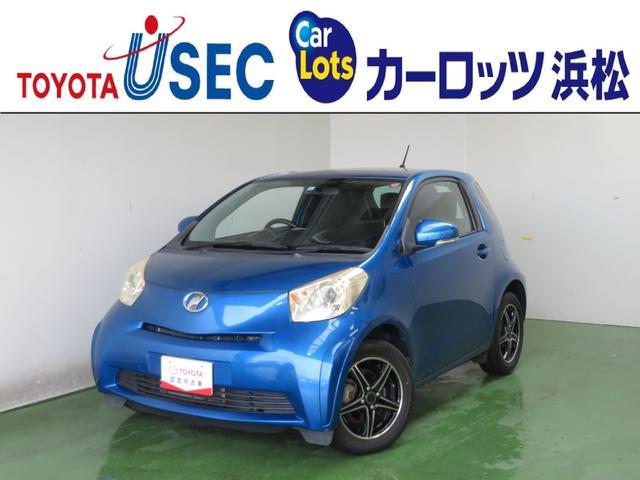 トヨタ iQ 100G 純正HDDナビ ETC スマートキー 1年保証