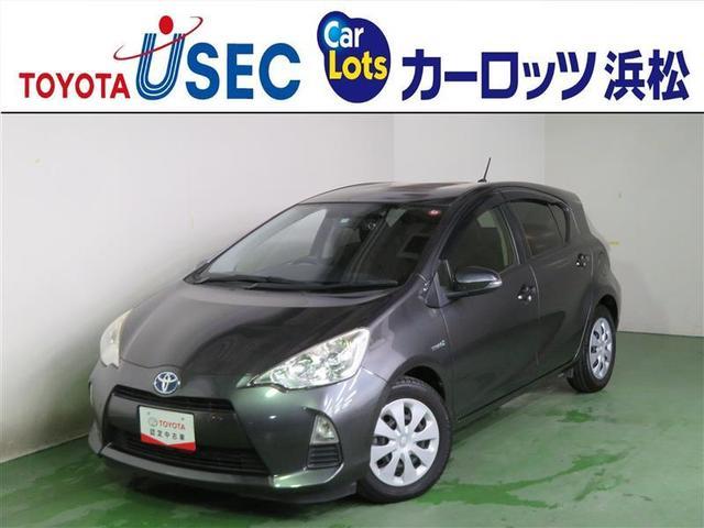 トヨタ アクア G 純正メモリーナビ フルセグ バックモニター ETC シートヒーター 1年保証