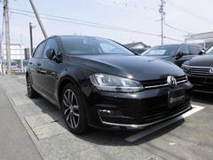 VW ゴルフTSIハイラインブルーモーションテクノロジー DCC