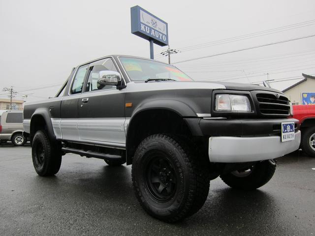「マツダ」「プロシード」「SUV・クロカン」「静岡県」の中古車