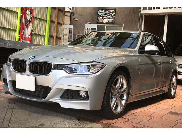 BMW 328i Mスポーツ バックカメラ 走行6000KM台
