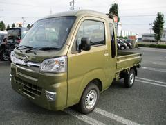 ハイゼットトラックジャンボSAIIIt 2ドア 4AT 2WD キーレス スマアシIIIt リアコーナーセンサー LEDヘッドランプ・フォグランプ