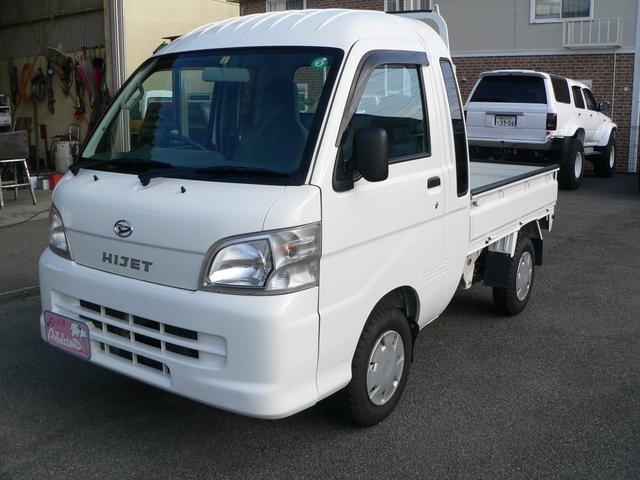 ダイハツ ハイゼットトラック ジャンボ/オートマ/4WD/ヨコハマ・スーパーディガー4本