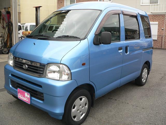 ダイハツ CX/同色全塗装・Tベルト・Wポンプ・プラグ・ベルト交換