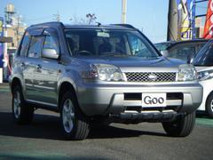 エクストレイルX 4WD キセノン ETC 車検32年12月