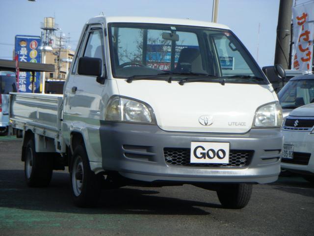 トヨタ ロングSジャストローDX オートマ エアコン パワステ 乗車定員3人 ロング低床 積載量1000kg