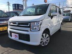ワゴンRFA 軽自動車 整備付 インパネCVT 保証付 エアコン