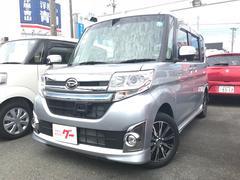 タントカスタムX トップエディションSAII 軽自動車 LED