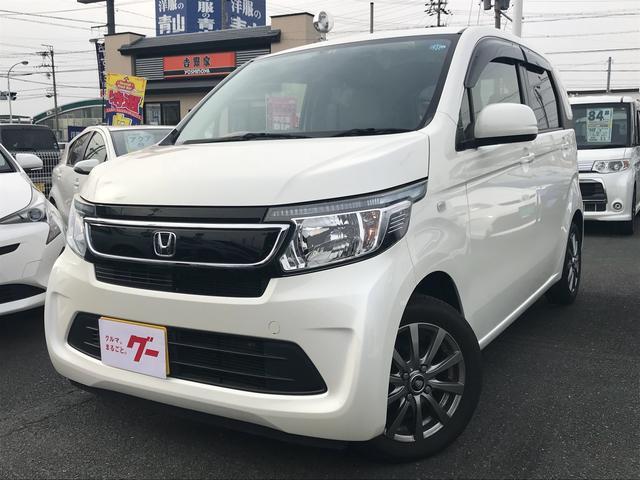 ホンダ G ナビ 軽自動車 ETC プレミアムホワイトパール
