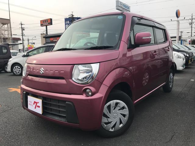 スズキ ECO-X 軽自動車 カシスピンクパールメタリック