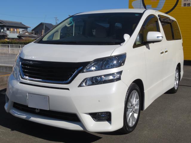 トヨタ 3.5Z Gエディション エグゼクティブPシート ナビ地デジ