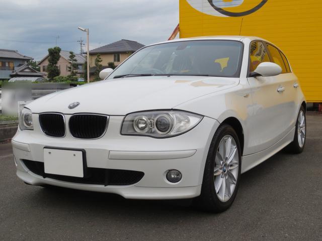 BMW 118i 2DINナビ 地デジBカメラ キセノン 正規輸入車