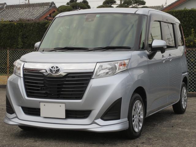 「トヨタ」「ルーミー」「ミニバン・ワンボックス」「静岡県」の中古車