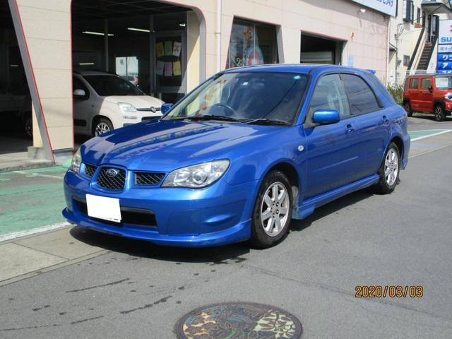 SUBARU IMPREZA SPORTS WAGON