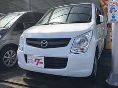 AZワゴンXG 軽自動車 整備付 インパネ4AT 保証付 エアコン