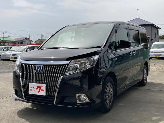 トヨタ ハイブリッドXi 7人乗り ナビTV Bカメラ