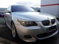 BMW550i Mスポーツパッケージ サンルーフ D車 BBS