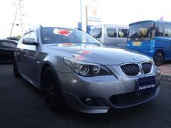 BMW525iツーリング Mスポーツパッケージ 社外20AW