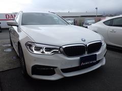 BMW523dツーリング Mスポーツ MエアロダイナミックスPKG