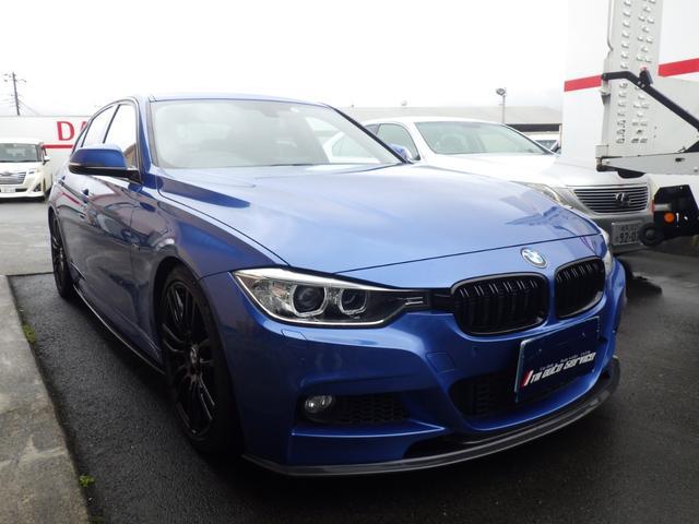 BMW アクティブハイブリッド3 Mスポーツ 車高調 19AW SR