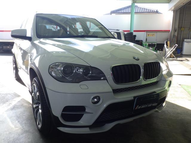 BMW xDrive 35dブルーパフォーマンス サンルーフ