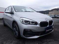 BMW218iアクティブツアラー スポーツ ディーラー車 純正ナビ