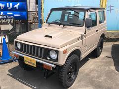ジムニー軽自動車 4WD AT リフトアップ